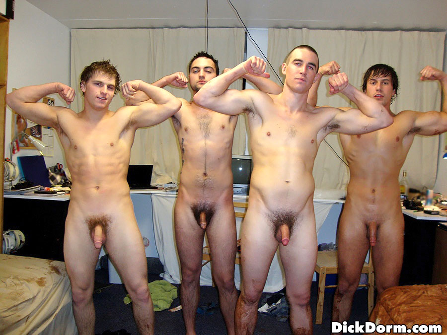 male dorm nude